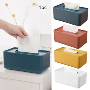 Napkin Holder Tissue Case Household Supplies Car Box Container Paper Table Decor