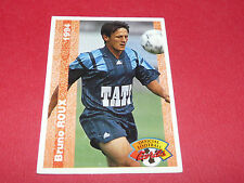 BRUNO ROUX LE HAVRE AC HAC DESCHASEAUX RENNES FRANCE FOOTBALL CARD PANINI 1994