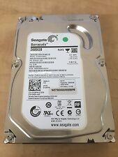 "Seagate 2 TB 7200 RPM 3.5"" ST2000DM001 PN 1ER164-570 CC48 SATA3 Hard Drive"