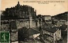 CPA Saint-Antoine(Isére)-Porte de Lyon et facade Ouest de la Basilique(434392)