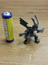 Generation 5th BLACK&WHITE pokemon plastic figure Lengendary Zekrom