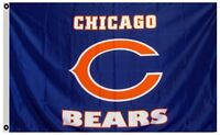 Chicago Bears C flag 3X5FT Banner US Shipper