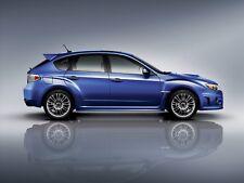 2011 Subaru Impreza WRX STI Hatchback, Refrigerator Magnet, 40 MIL