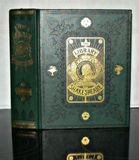The Complete Works William Shakespeare, Facsimile Library Edition, Ltd Ed 2004