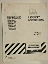 New Holland 84187846 (6/09) Br7060-7090 Assembly Instructions Manual Box3
