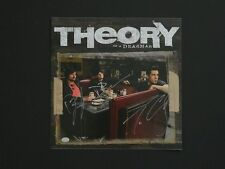 THEORY OF A DEADMAN  ALBUM FLAT AUTOGRAPH PHOTOGRAPH  AD10120
