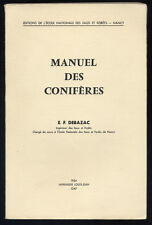 E. F. DE BAZAC, MANUEL DES CONIFÈRES