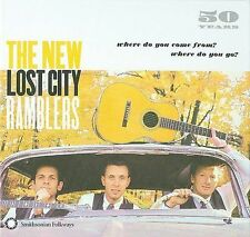 50 Years: Where Do You Come from, Where Do You Go? [Box] by The New Lost City R…