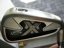 2009-10 CALLAWAY X-22  TOUR 6 IRON RH STEEL NEW T.T. DYNAMIC GOLD S300 S-FLEX