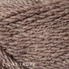Bulk 10 x 50g Balls Patons Inca 14ply 70% Wool Alpaca Light Taupe #7039 - $50.00