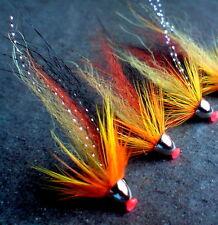 Cascade (Sparse) Micro Salmon Tube Flies FREE STINGER HOOKS