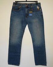 Cremieux Premium Blue Jeans * Original Classic Fit Straight Leg * Size 36x34 NWT