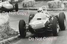 Willy Mairesse Ferrari 156 Naples Grand Prix 1962 Photograph