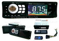 STEREO AUTO AUTORADIO AUX MP3 USB SD RADIO FM BLUETOOTH VIVA VOCE MOD.1209