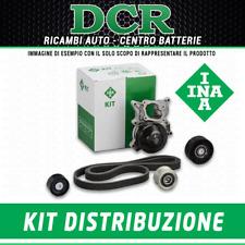 Kit distribuzione SAAB 9-3 (YS3F) 1.9 TiD 150CV 110KW DAL 09/2004 INA 530056210