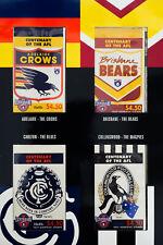 Australian Football League Centenary Mint Stamp Booklet