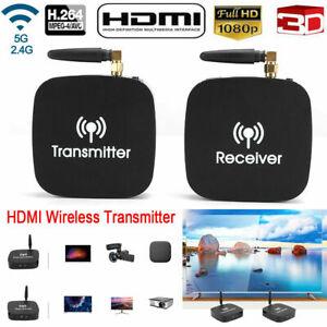 HDMI H.264 Wireless Transmitter 2.4GHz/5GHz WiFi 1080P FullHD