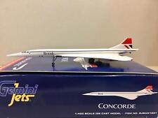 Gemini Jets 1:400 British Airways Concord G-BOAA GJBAW1231