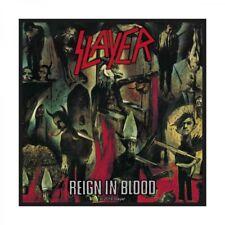 SLAYER - Reign in Blood Aufnäher Patch Official Merchandise