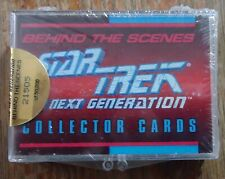 Star Trek The Next Generation Collector's Cards Numbered Sealed