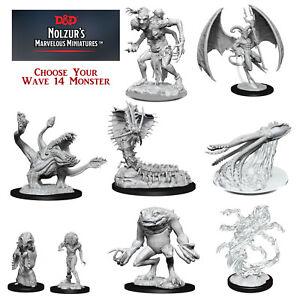 Nolzur's Marvelous Miniatures D&D Minis   Wave 14 Monster RPG Figures
