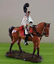 Napoleonische Kriege/ Ausg. 20/trooper, russische Garde Cavalry, / delPrado/ OVP