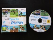 Wii Sports + Wii Sports Resort - Double Game Disc - Wii / Wii U - Free, Fast P&P