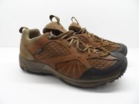 Merrell Women's Avian light ventilator Hiking Trail Shoe Brown Size 7M