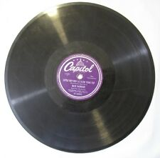 Dave Barbour Jazz Guitar Little Boy Bop b/w Ensenada Capital 60002 78 RPM