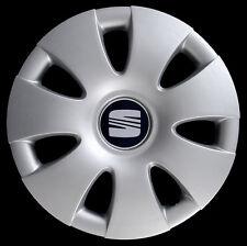 """Seat Ibiza Cordoba 1999-2006 Kit 4 Copricerchi coppa ruota 14"""" cod. 6201/4"""