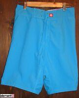 Costume da bagno uomo ELEMENT Permission III - 53 cm acid blue bermuda shorts