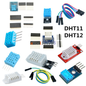 DHT11/12/22 AM2302 Temperature&Humidity Sensor Module Replace SHT11/15 Arduino