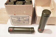 Warsaw Pact Dp70 Chemical Personal Dosimeter Radiation Detector Small Metal Box