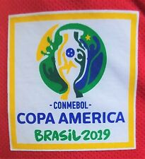 Copa America 2019 Patch Iron On for futbol Jersey shirt bag pants jacket or hat