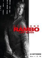 "Rambo Last Blood Poster 48x32"" 40x27"" 36x24 2019 V Sylvester Stallone Print Silk"