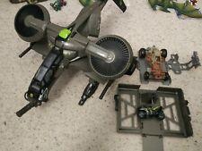GI Joe Sigma 6 lot Dragon Hawk and Dune Runner