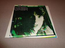 "Jack Green – Reverse Logic - RCA Victor 12"" Vinyl LP - 1981 - NM-"