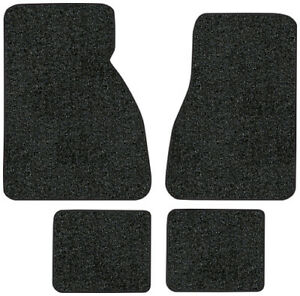 1980-1983 Chrysler Cordoba Floor Mats - 4pc - Cutpile