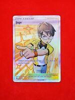 209/214 carte Pokemon RARE SL8 Tonnerre Perdu Card Game DRESSEUR JUGE