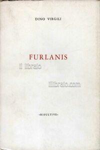 VIRGILI D. - Furlanis - Risultive - 1964