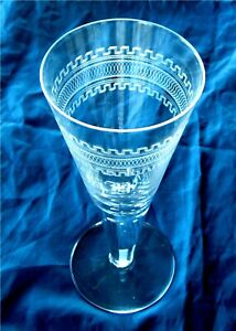 1800 - 1820 Russian Empire Wine Ale glass, goblet St. Petersburg