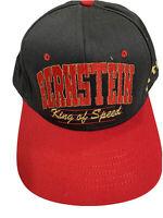 Vintage Kenny Bernestein King Of Speed Hat Adjustable Snap Back 314 MPH USA