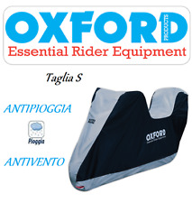 CV201 OXFORD TELO COPRIMOTO ACQUATEX SCOOTER MOTO CON BAULETTO IMPERMEABILE TG S