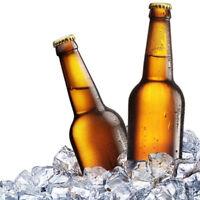 25PCS Fake Artificial Acrylic Ice Cubes Crystal Clear DIY Party Bar Drinks Decor
