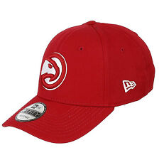 New Era 9forty Atlanta Hawks NBA Official League Adjustable Curve Peak Hat Cap