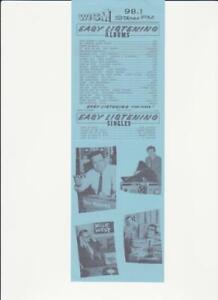 WISM-Madison, WI-Original Top 40 Radio Station Music Survey-February 18, 1968