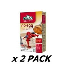 Orgran No Egg - Egg Replacer 200G (2 Pack)