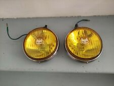 Feu phare longue portée MARCHAL 812 Spot lamps x2 - Ford BMW Cooper Opel