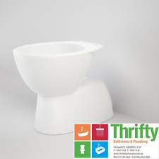 Caroma Trident Connector Toilet Bathroom Pan S Trap Only White