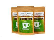 MORINGA ENERGY BOOST TEA Fresh Green TEA, SEX DRIVE BOOST, MOOD LIFT X 3 Packs